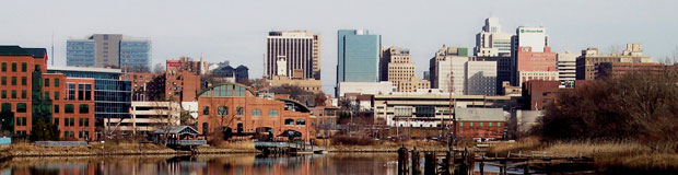 Wilmington, Delaware skyline